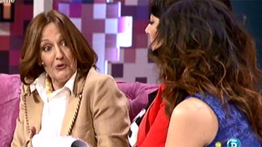 "Henar Ortiz: ""Letizia es divertida, la herramienta del humor es patrimonio familiar"""