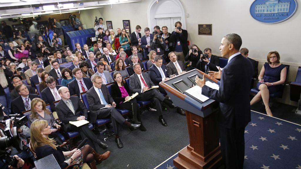 Obama defiende su política ecómica ante el inminente 'secuestro fiscal'