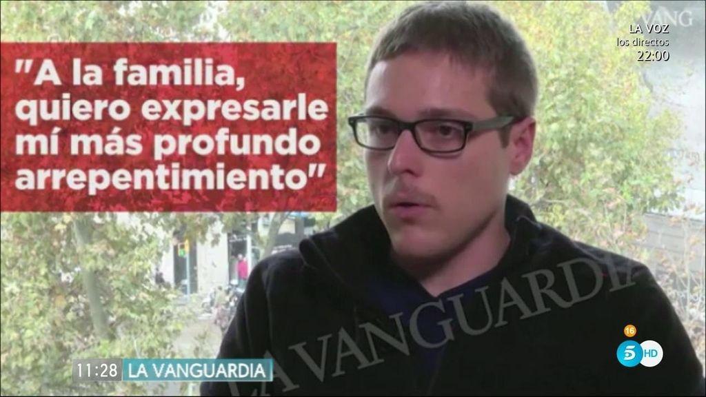 """Ricard Pinilla, tras salir de prisión: """"Siempre digo que fue por cobardía"""""""