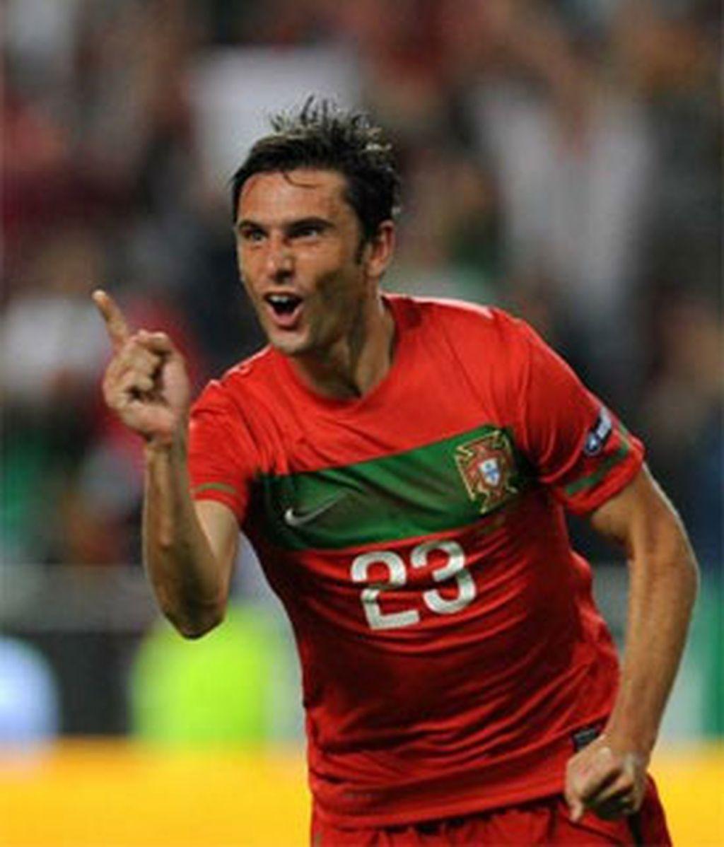El internacional luso llega procedente del Sporting de Portuga. Foto: AP.