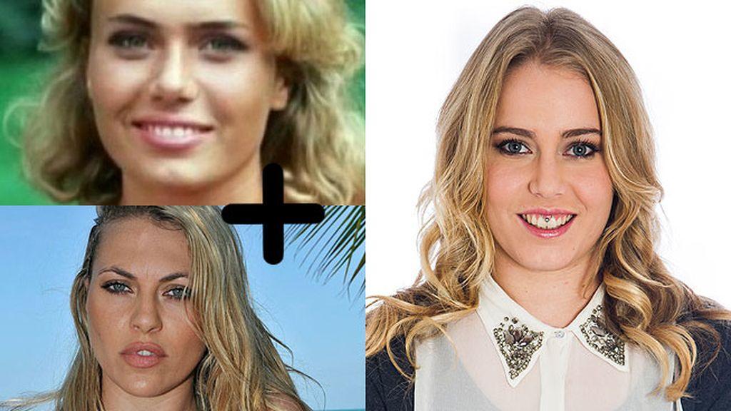 ¿Es Giuls una mezcla de Daniela Blume e Ylenia Carrisi?