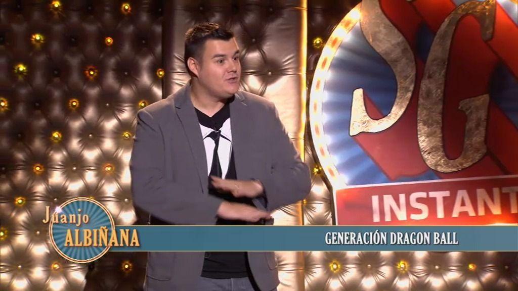 El monólogo de Juanjo Albiñana: 'Generación Bola de Dragón'