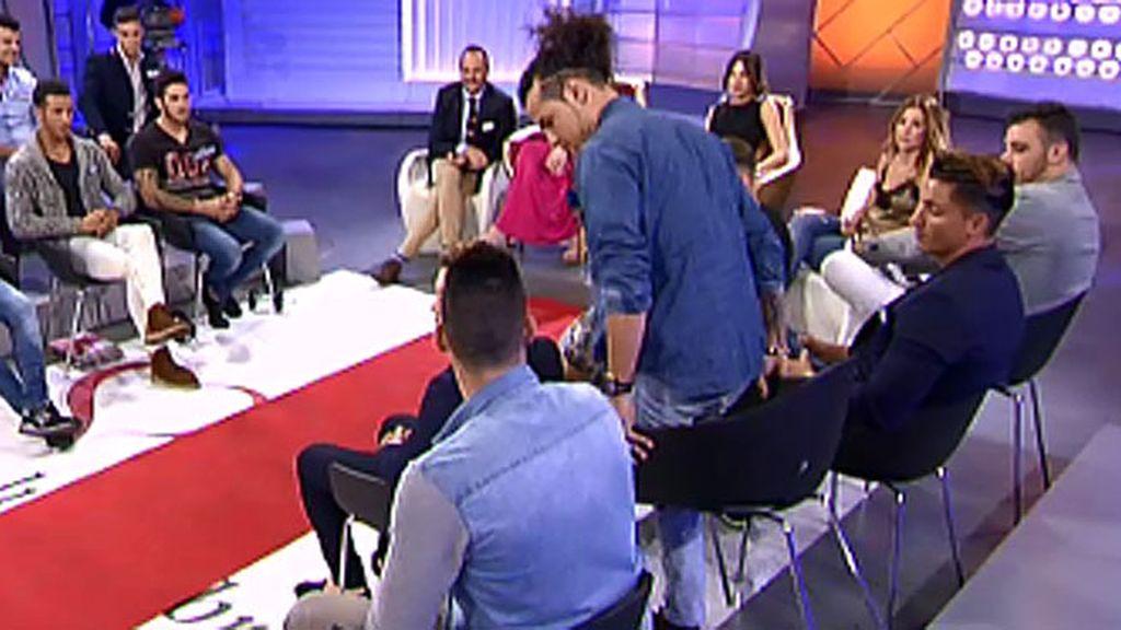 Vicente y Diego se cambian al bando de Steisy