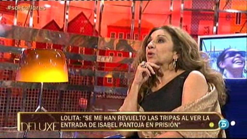 La entrevista íntegra de Lolita Flores