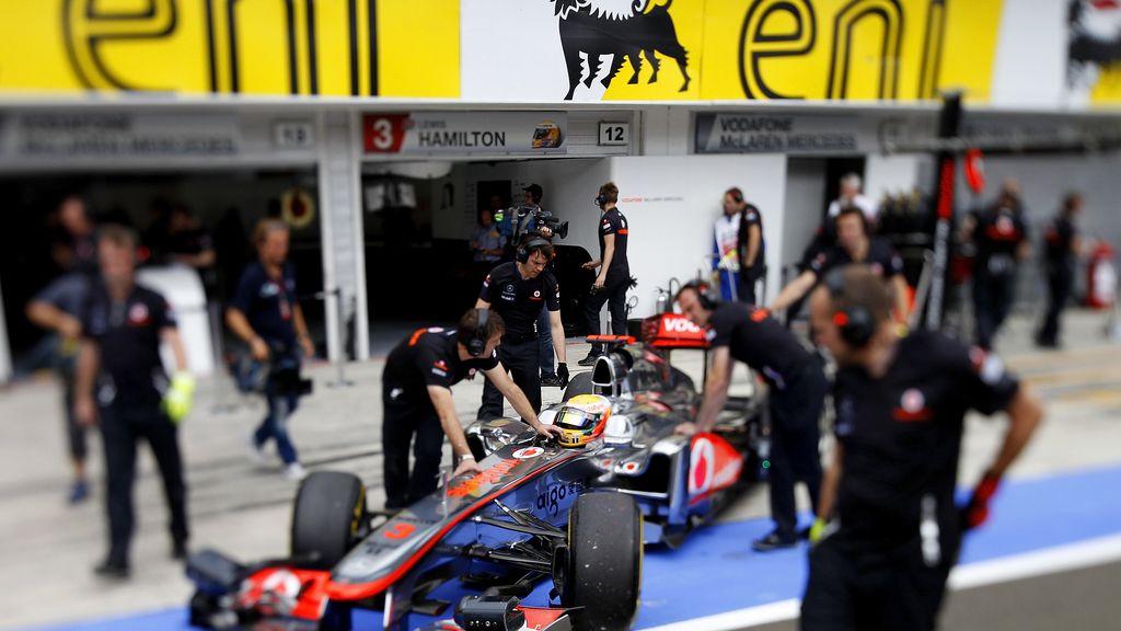McLaren ofrece cervezas a sus mecánicos para bajar de tiempo en las paradas en boxes