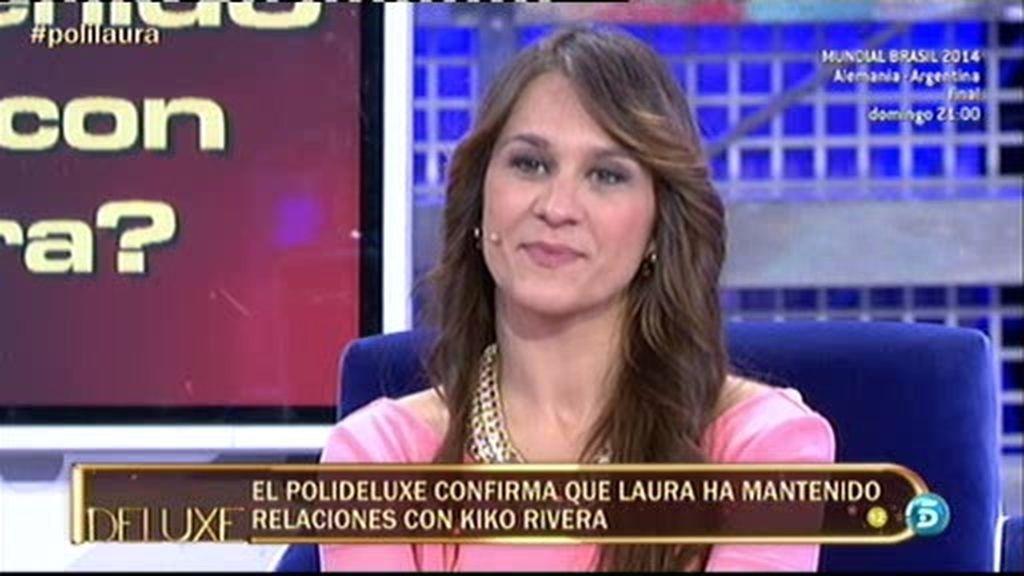 Laura ha mantenido relaciones sexuales y ha estado enamorada de Kiko, dice el polideluxe