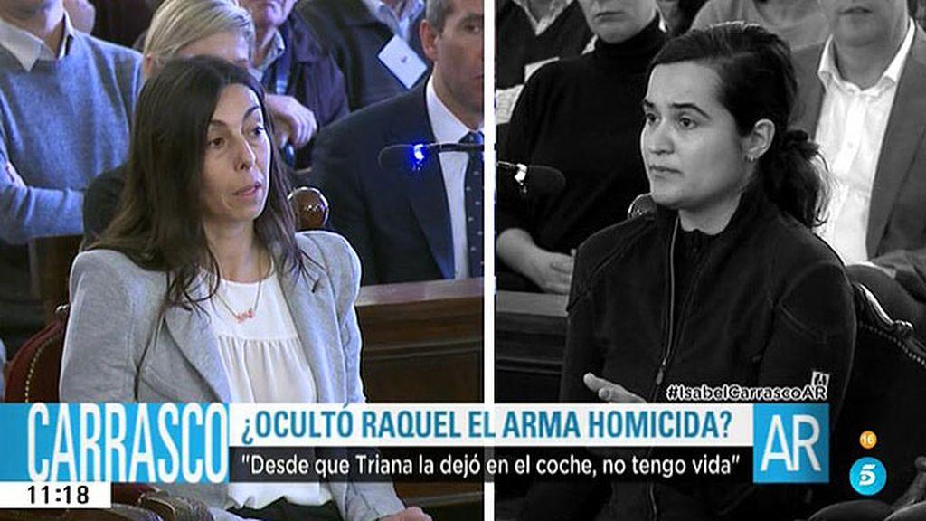 """R. Gago: """"Desde que Triana puso el bolso con el arma en mi coche yo no tengo vida"""""""
