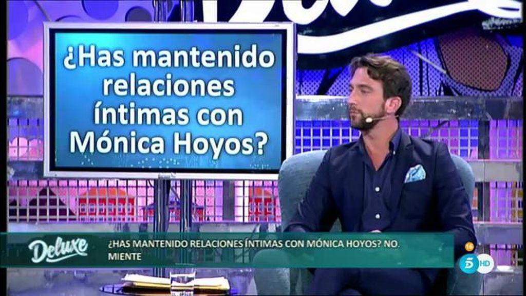 El polideluxe lo confirma: Antonio ha tenido relaciones íntimas con Mónica Hoyos