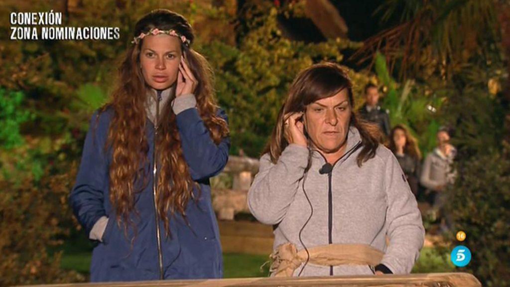 Miriam y MJ aseguran que no han filtrado información del exterior
