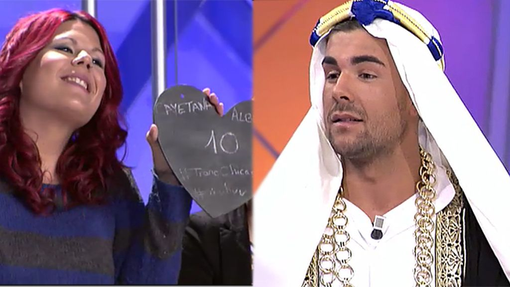 Israel, un jeque árabe para Samira