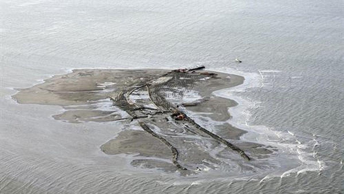 BP indemnizará con más 5.900 millones de euros a los afectados del vertido de 2010