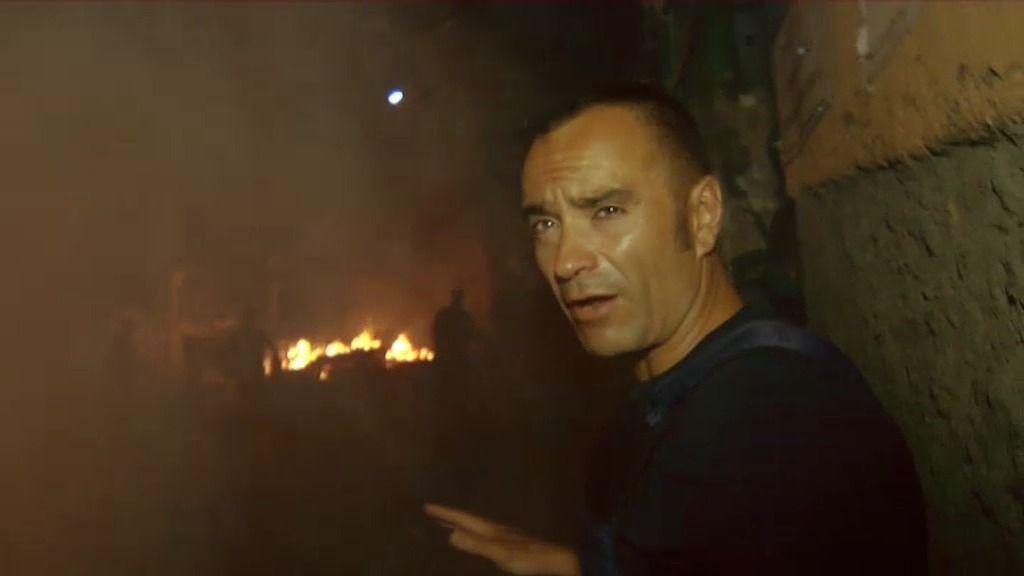 """Cabo Vadillo, en la favela Pavao-Pavaozinho: """"Es lo más parecido a una guerra"""""""