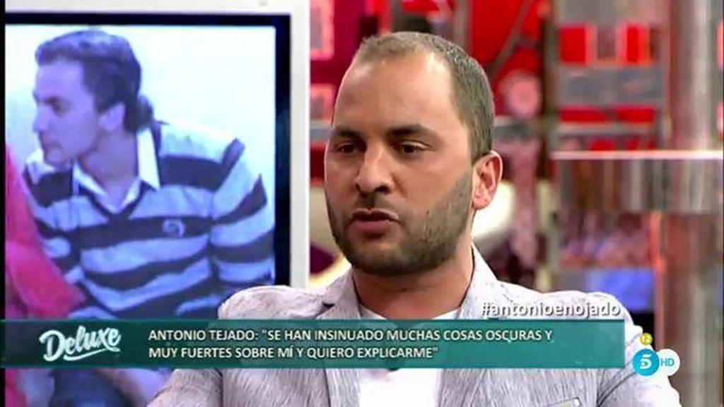 """Antonio: """"No he vivido con una mujer anulada, he vivido con una mujer feliz"""""""