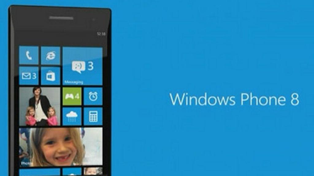 Windows phone 8, sistema operativo Microsoft