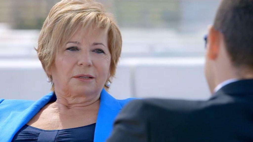 """Celia Villalobos: """"Creo que el presidente del Gobierno es un hombre tímido"""""""