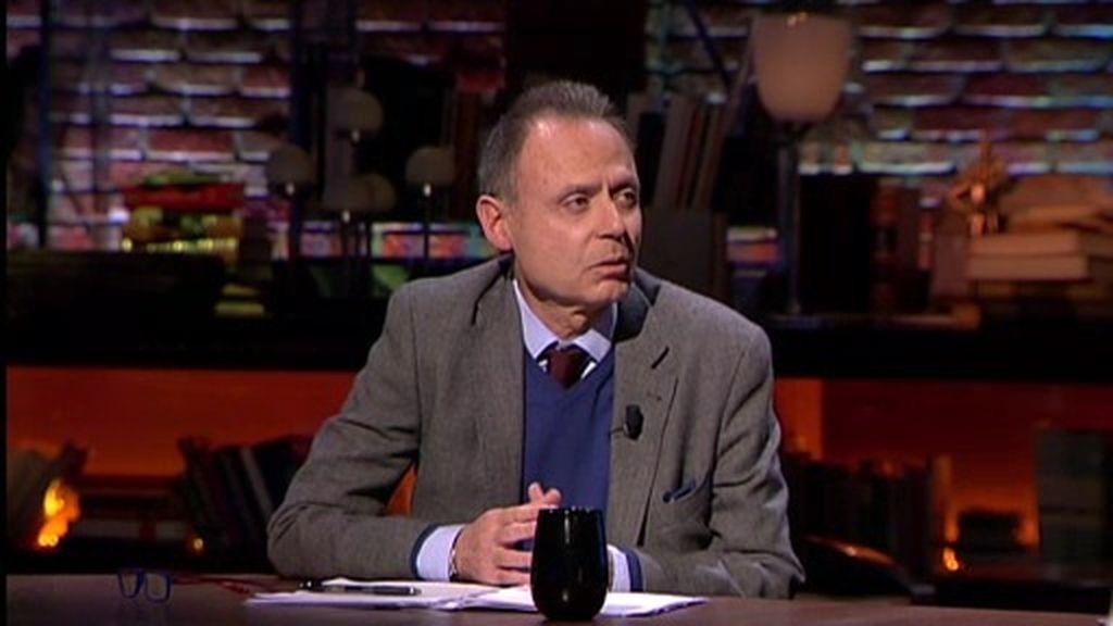 Vicente Garrido: \