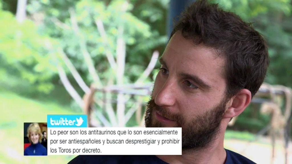 """Dani Rovira: """"No me gustaría que Cataluña se independizara"""""""