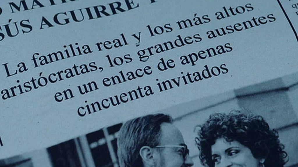 Jesús Aguirre, del amor a la desgracia