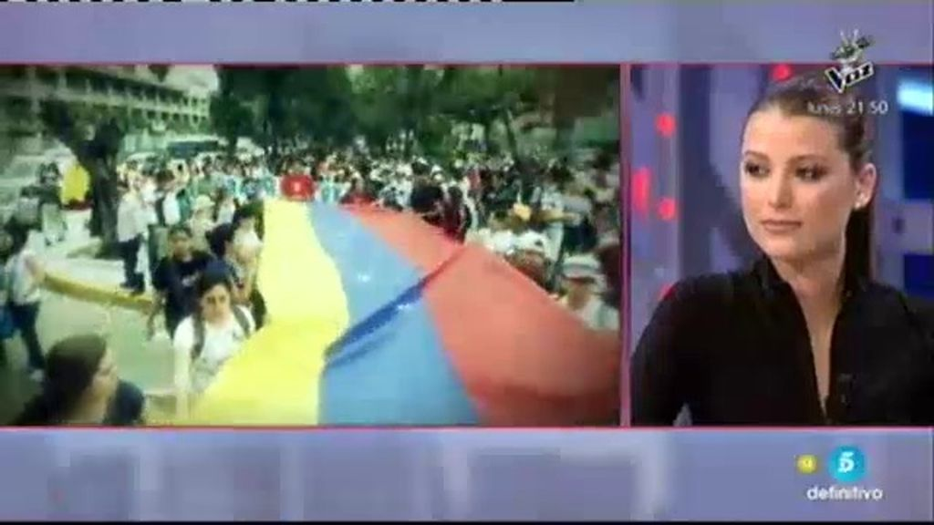 La historia de Stefanía Fernández, la Miss que se enfrentó al chavismo