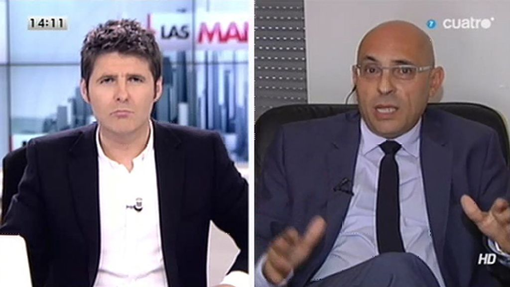 """Elpidio Silva: """"La consulta, tal y como está planteada, es ilegal"""""""
