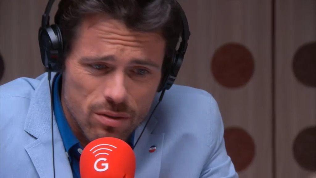 """Carlos le manda un mensaje a Inés: """"Eres una mujer única y te pido perdón"""""""
