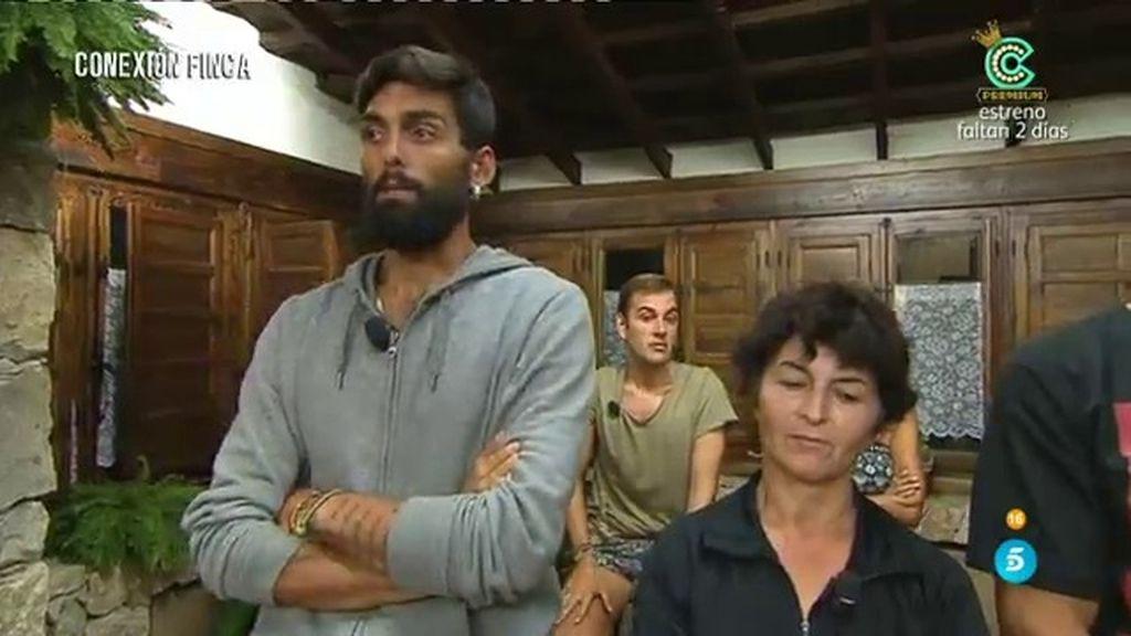Isaac y Mari Carmen, nuevos nominados de 'Pasaporte a la isla'