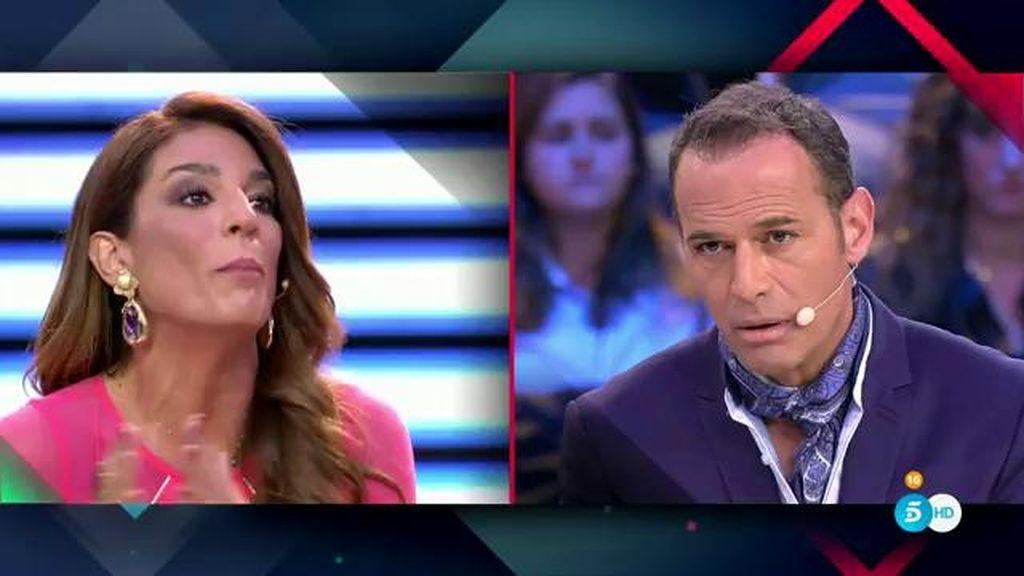 """Carlos, tras ver la discusión con Raquel Bollo: """"No me afectan sus acusaciones"""""""