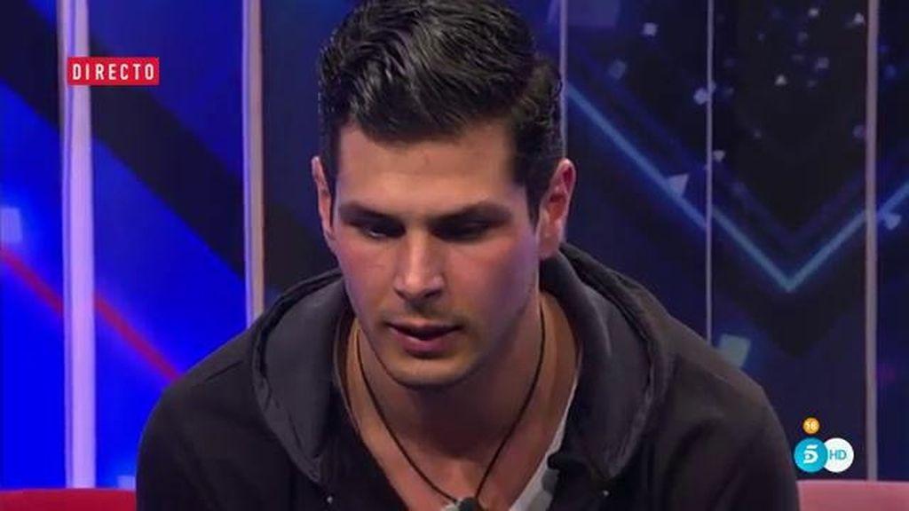 """Alejandro decide quedarse: """"Siempre estoy dispuesto a luchar hasta el final"""""""