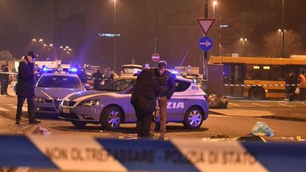 La Policía mata a Anis Amri en un tiroteo en Milán