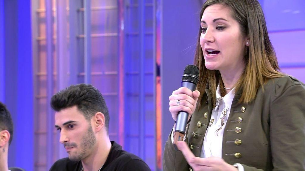 """Ana Gil corrobora la versión de Fran: """"Era una estrategia para hacer reaccionar a Ruth"""""""