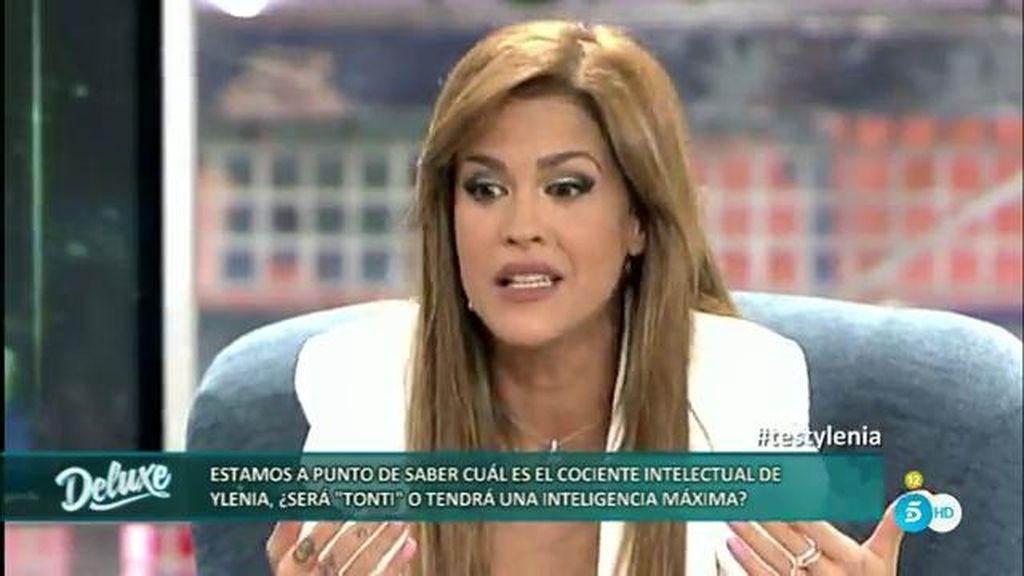 """Ylenia, responde a las críticas: """"No soy cantante y me intentan hundir como cantante"""""""