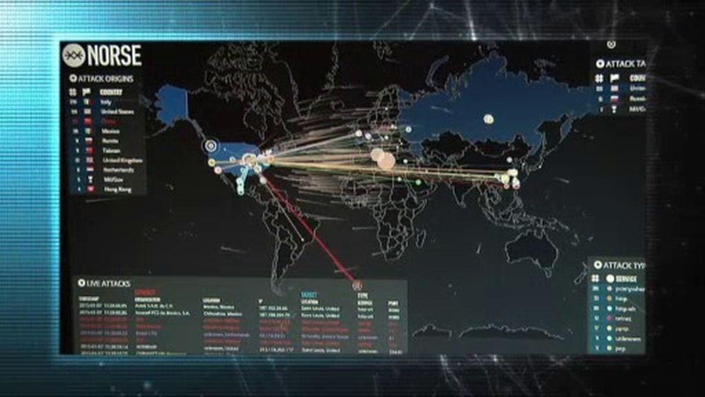 Misterio 4.0: Ciberataques