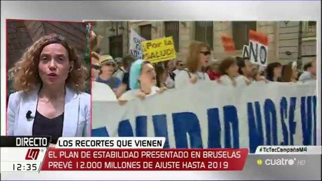 """Meritxell Batet: """"El PP se presenta como gran gestor económico, pero incumplen y mienten"""""""