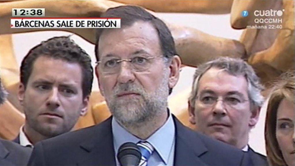 'Las Mañanas de Cuatro' recuerda las palabras de Rajoy y Pujalte
