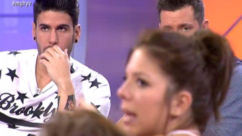 Iván se agobia y Anais rompe a llorar