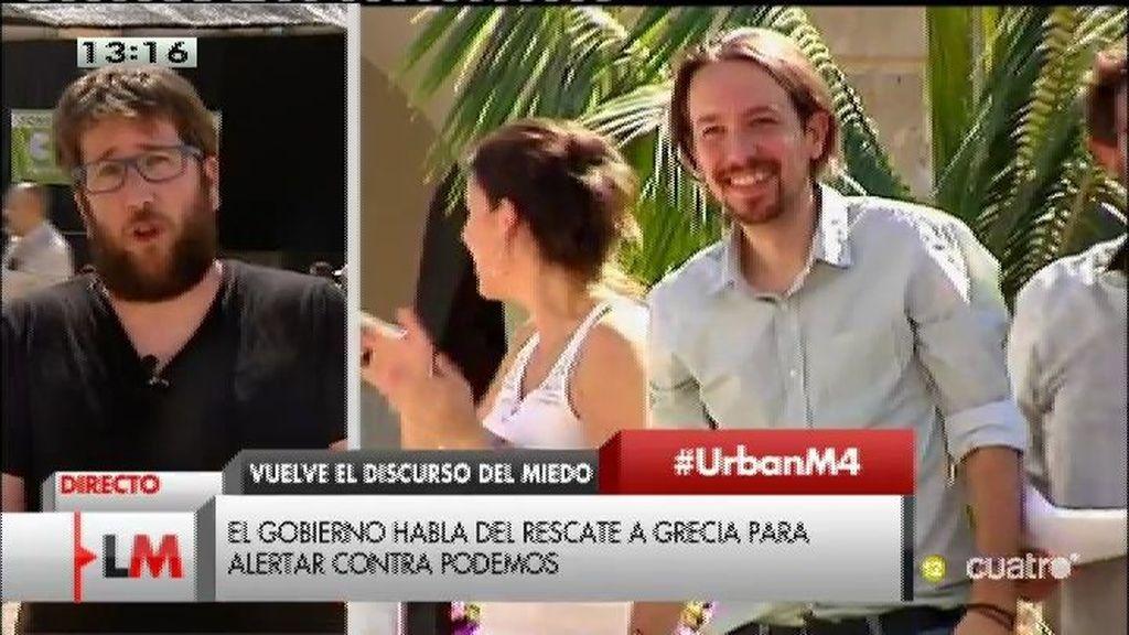 """Urbán responde a Casado: """"Los únicos radicales son los que están en el Gobierno"""""""