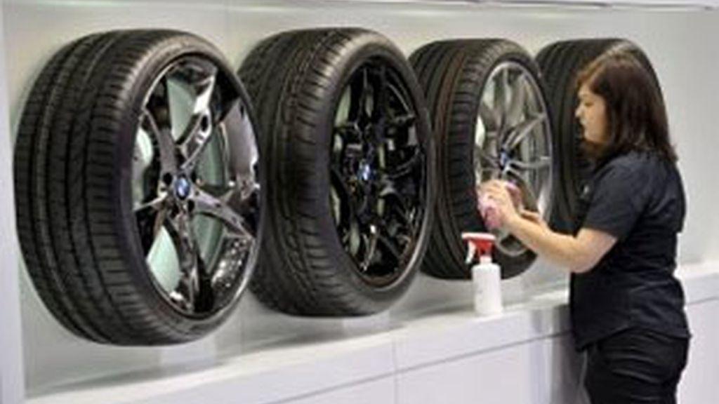 Entra en vigor el Plan Renove de neumáticos.