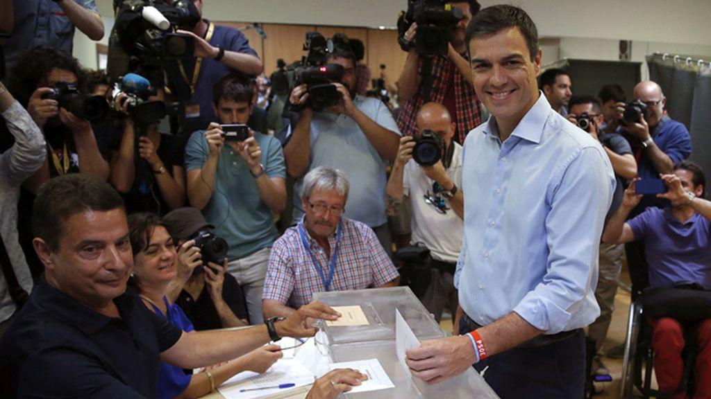 """Sánchez anima a votar para que el próximo Gobierno """"cuente con la máxima legitimidad"""""""