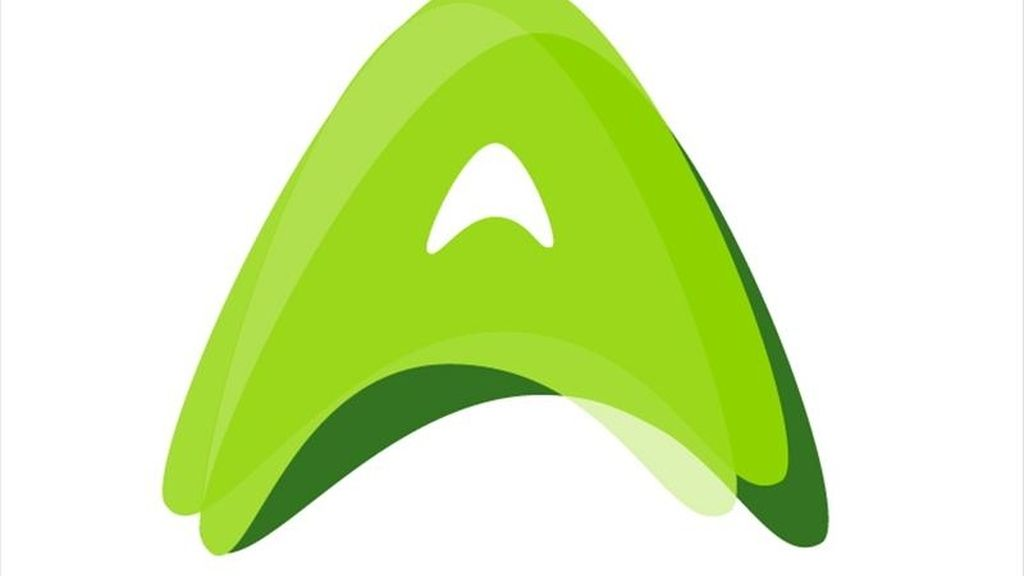 Logotipo de Amper. EFE/Archivo
