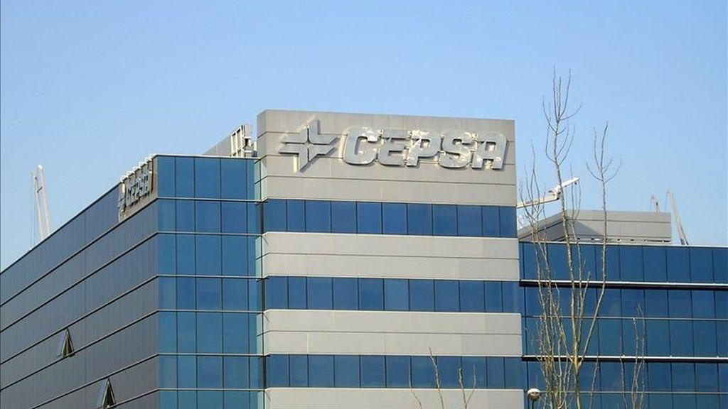 Sede de la compañía petroquímica Cepsa en el parque empresarial Juan Carlos I de Madrid. EFE/Archivo