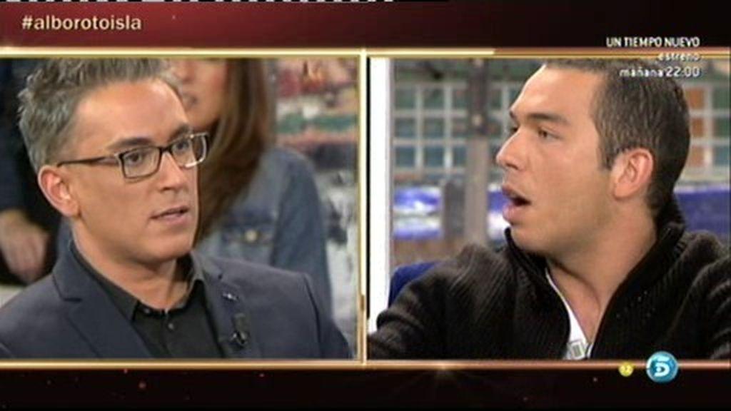 """Kiko Hernández: """"También has intentado vender a Techi"""""""