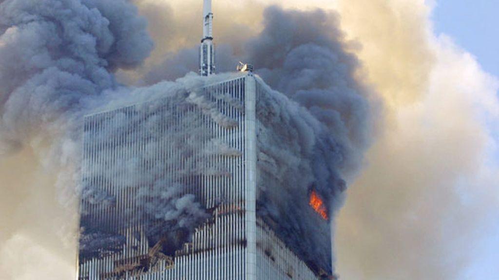 Las torres arden
