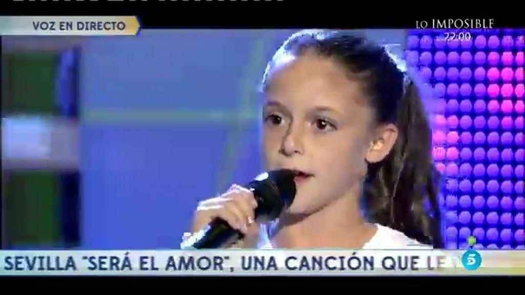 Lyly, hermana de Raúl Balilla, se convierte en Carmen Sevilla en '¡QTTF!'