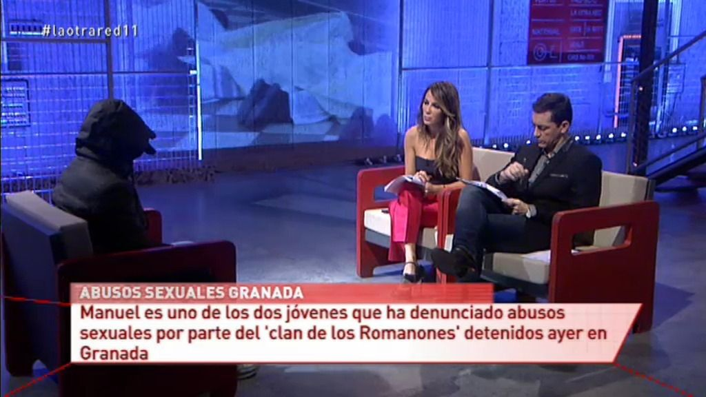 """'Manuel': """"El líder de los 'Romanones' era la persona que abusaba de mí"""""""