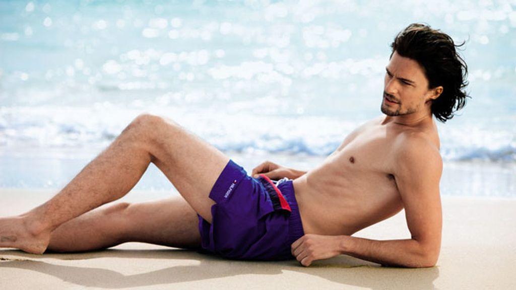 El bañador piscinero se impone a la bermuda