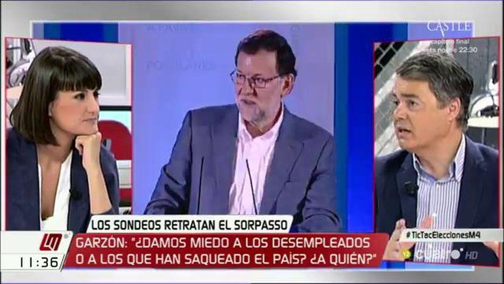 """Carlos Rojas (PP): """"El PSOE se ha confundido con Podemos"""""""