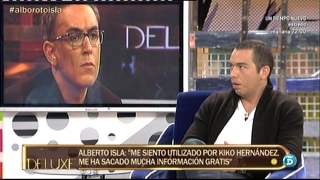 """Alberto Isla: """"Antes de que el dinero se lo lleve otro, me lo llevo yo"""""""
