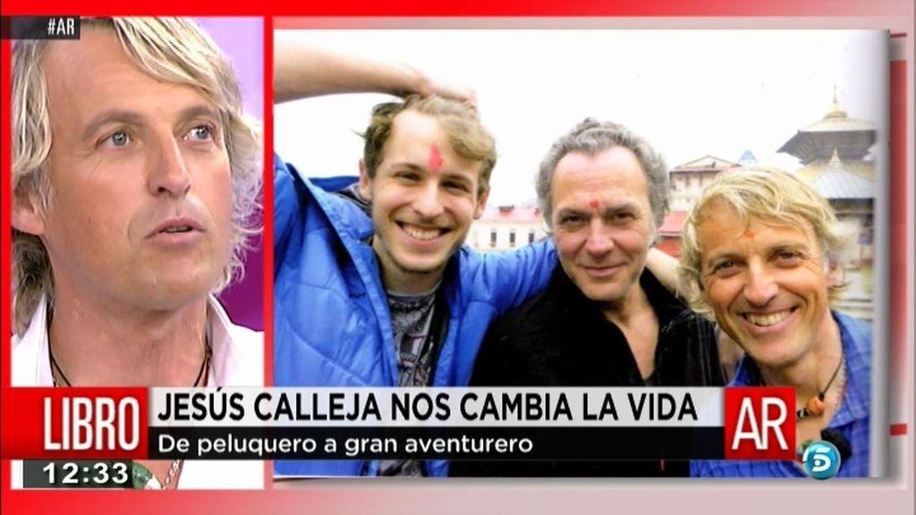 """Jesús Calleja: """"Cambiar es siempre bueno"""""""