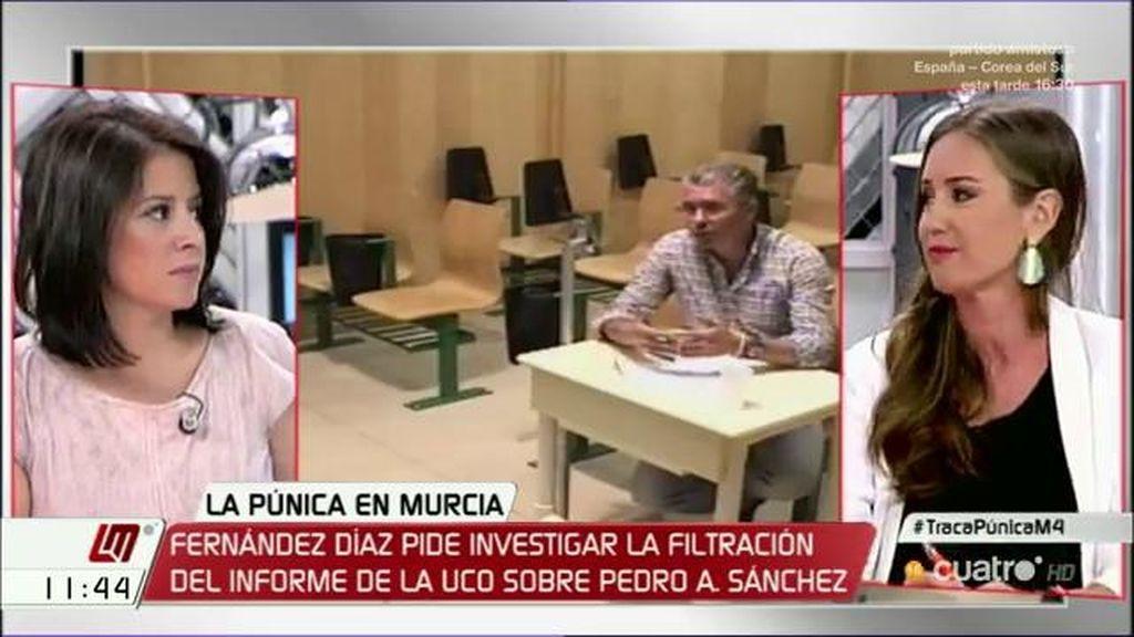 """Melisa Rodríguez: """"No es una campaña contra un partido, sino contra la corrupción"""""""