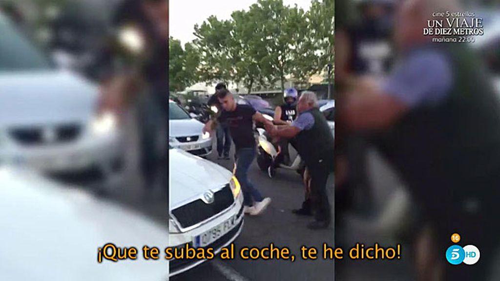 José Fernando se escapa del coche en el que sus tíos intentaban llevárselo
